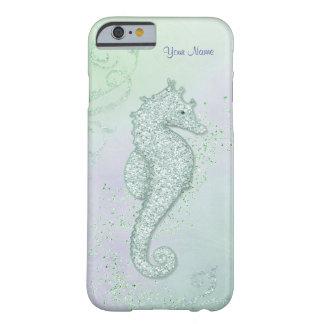 Capa Barely There Para iPhone 6 Faísca do cavalo de mar - personalize