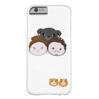 Capa Barely There Para iPhone 6 Família de Zalfie