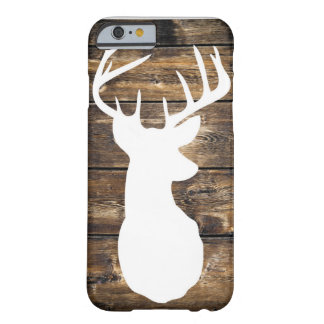 Capa Barely There Para iPhone 6 Fanfarrão rústico