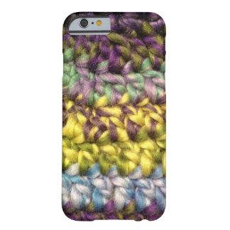 Capa Barely There Para iPhone 6 Felicidade do Crochet