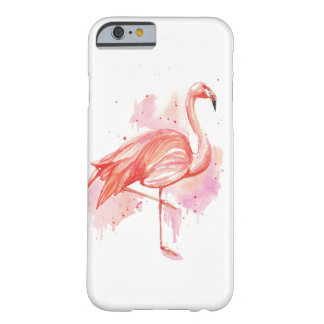 Capa Barely There Para iPhone 6 Flamingo