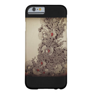 Capa Barely There Para iPhone 6 flores