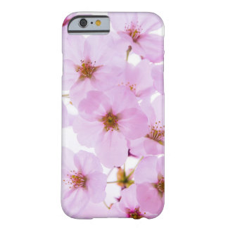 Capa Barely There Para iPhone 6 Flores da flor de cerejeira em Tokyo Japão