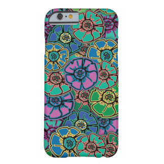 Capa Barely There Para iPhone 6 Flower power #21