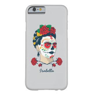 Capa Barely There Para iPhone 6 Frida Kahlo | EL Día de los Muertos
