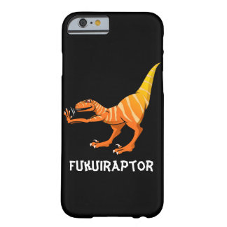 Capa Barely There Para iPhone 6 Fukuiraptor