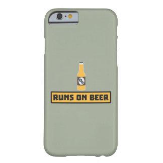 Capa Barely There Para iPhone 6 Funcionamentos na cerveja Zmk10