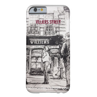 Capa Barely There Para iPhone 6 Funda Villiers