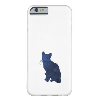 Capa Barely There Para iPhone 6 Gato