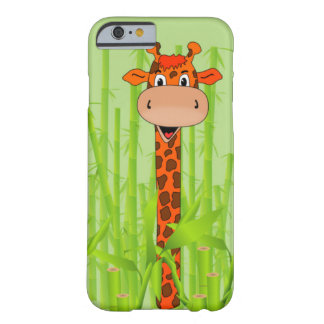 Capa Barely There Para iPhone 6 Girafa