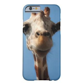 Capa Barely There Para iPhone 6 Girafa
