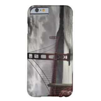Capa Barely There Para iPhone 6 Golden gate bridge