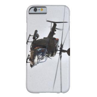 Capa Barely There Para iPhone 6 HELICÓPTERO do ESCUTEIRO do caso OH-58D do iPhone