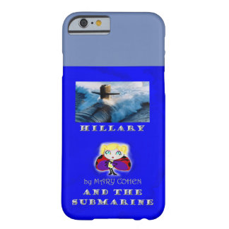 Capa Barely There Para iPhone 6 Hillaryandthesubmarine