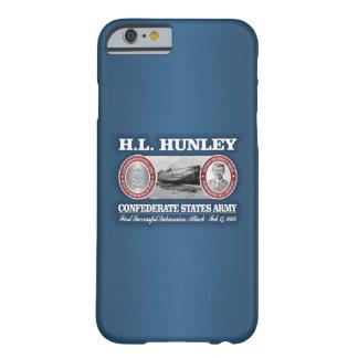 Capa Barely There Para iPhone 6 HL de Hunley (CSA)