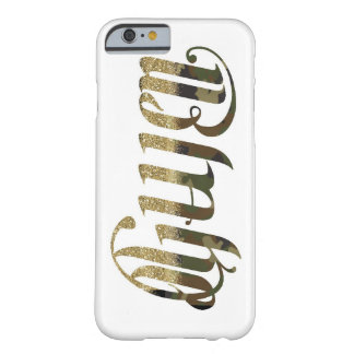 Capa Barely There Para iPhone 6 hollywood