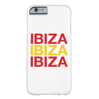 CAPA BARELY THERE PARA iPhone 6 IBIZA