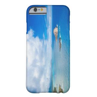Capa Barely There Para iPhone 6 Ilha Oahu do coelho
