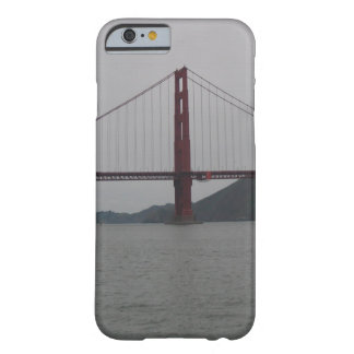 Capa Barely There Para iPhone 6 Imagem bonita de golden gate bridge