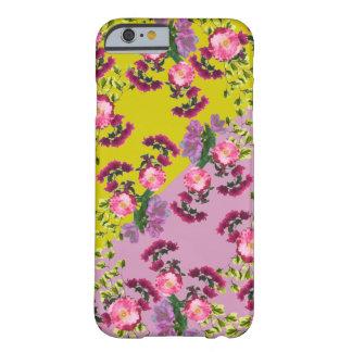 Capa Barely There Para iPhone 6 Impressão floral macio por Zala02Creations