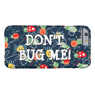 Capa Barely There Para iPhone 6 Insetos, abelhas e aranhas