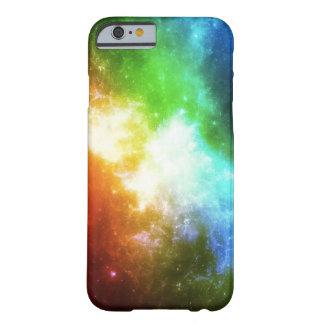 Capa Barely There Para iPhone 6 iPhone 6 da caixa da galáxia/espaço