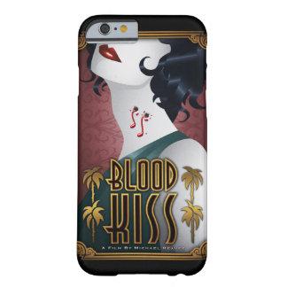 Capa Barely There Para iPhone 6 iPhone 6 do beijo do sangue & caso do duro 6s