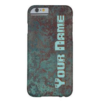 """Capa Barely There Para iPhone 6 iPhone """"conhecido"""" de cobre 6/6S"""" do impressão """"da"""