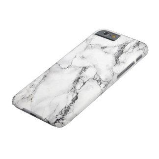 Capa Barely There Para iPhone 6 iPhone de mármore 6/6s, mal lá caso!