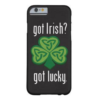 Capa Barely There Para iPhone 6 Irlandês obtido - obtido afortunado