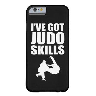 Capa Barely There Para iPhone 6 I've obteve artes marciais das habilidades do judo