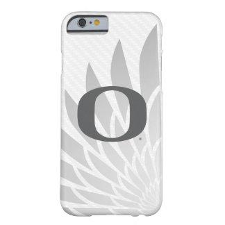 Capa Barely There Para iPhone 6 Jérsei cinzento de Oregon  