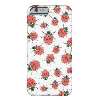 Capa Barely There Para iPhone 6 Joaninhas