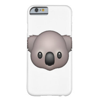 Capa Barely There Para iPhone 6 Koala - Emoji