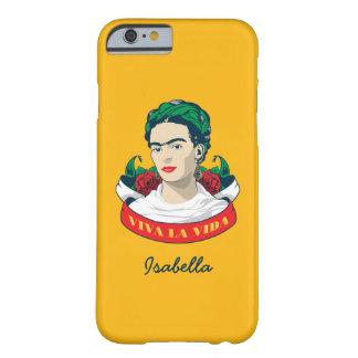 Capa Barely There Para iPhone 6 La Vida de Frida Kahlo | Viva