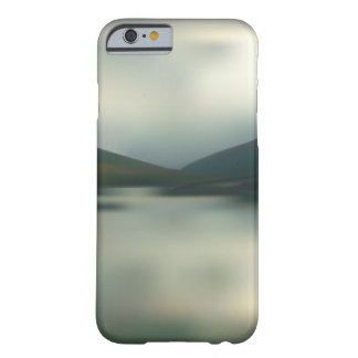 Capa Barely There Para iPhone 6 Lago nas montanhas