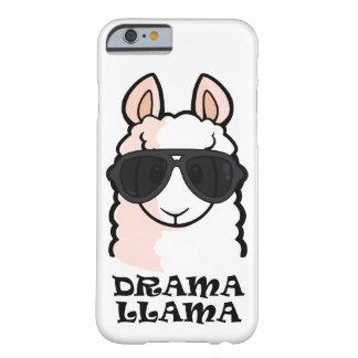 Capa Barely There Para iPhone 6 Lama do drama