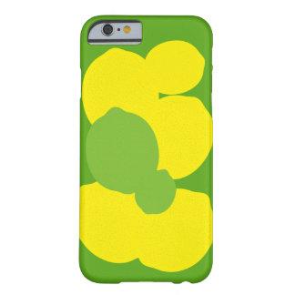 Capa Barely There Para iPhone 6 Limão ou limão