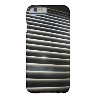 Capa Barely There Para iPhone 6 Linhas brancas pretas caso do iPhone 6/6s