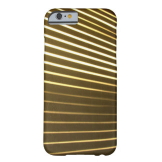 Capa Barely There Para iPhone 6 Linhas de sombra brancas caso do iPhon 6/6s