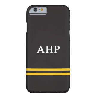 Capa Barely There Para iPhone 6 Listra alfa do esporte do ró | de Eta