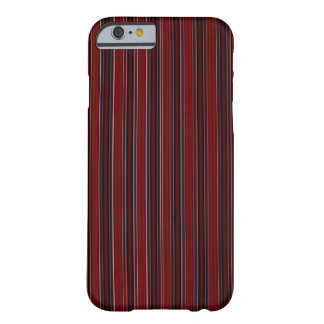 Capa Barely There Para iPhone 6 Listra marrom