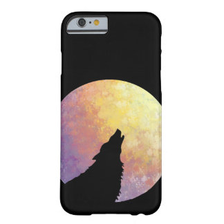 Capa Barely There Para iPhone 6 lobo