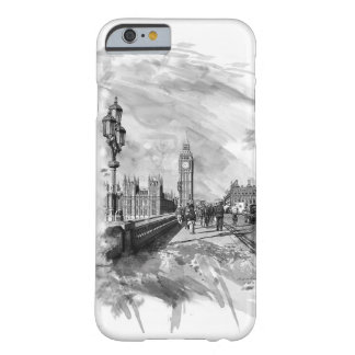 Capa Barely There Para iPhone 6 Londres