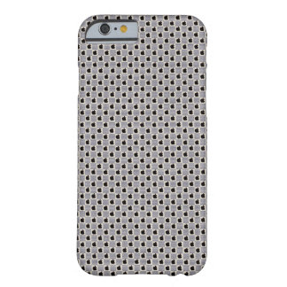 Capa Barely There Para iPhone 6 Louis Vuitton cinzento denomina o caso