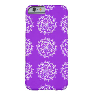 Capa Barely There Para iPhone 6 Mandala Amethyst