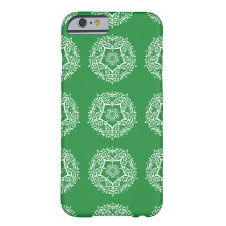 Capa Barely There Para iPhone 6 Mandala da alga