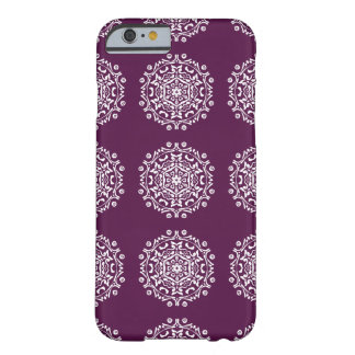 Capa Barely There Para iPhone 6 Mandala de Blackberry