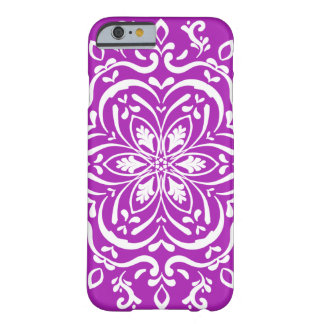 Capa Barely There Para iPhone 6 Mandala de Nudibranch