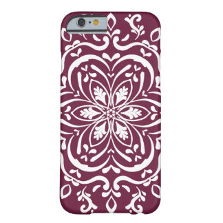 Capa Barely There Para iPhone 6 Mandala do Mulberry